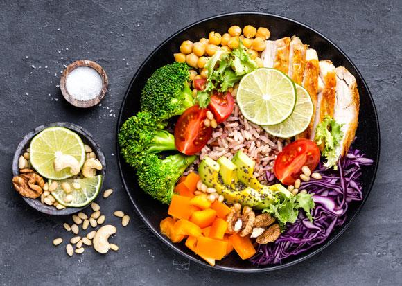 régime riche en protéines